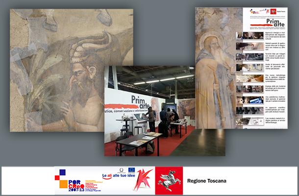 ApProccio Integrato Di Rete Per L'Innovazione Nelle Metodologie Di DiAgnostica E InteRvento Sul PaTrimonio Artistico E ArchitEttonico – PRIMARTE